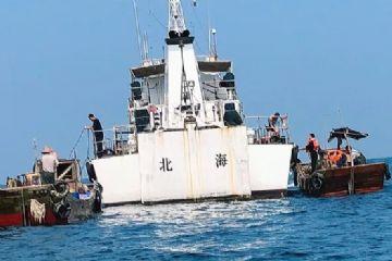 (海洋局供稿)市海洋与渔业综合执法支队渔业行政执法案卷…